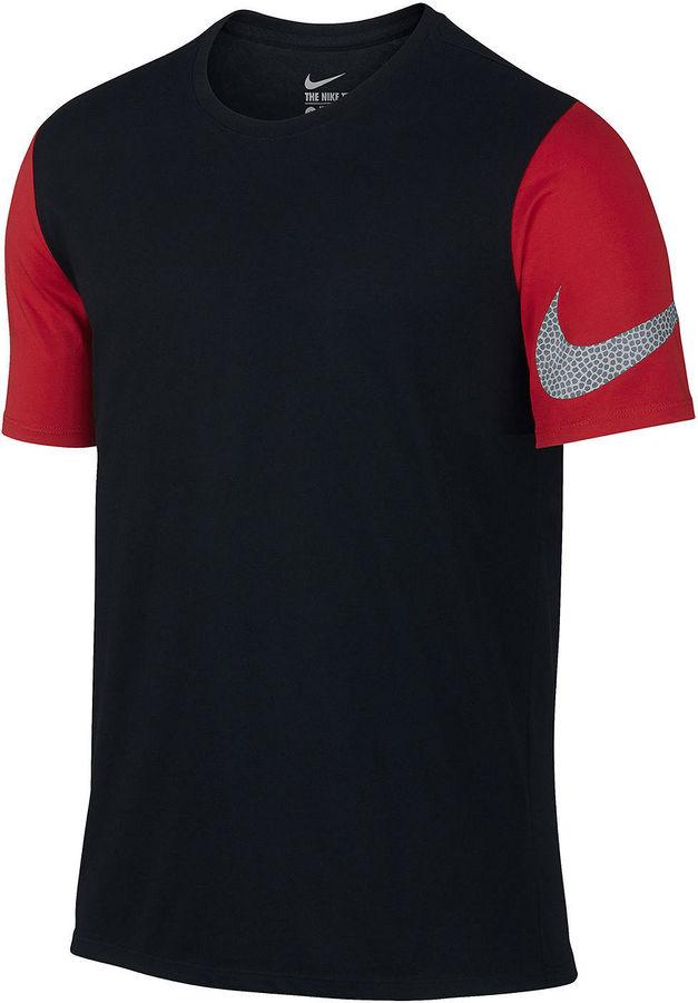 Nike Swoosh Short-Sleeve Dri-FIT Tee - Big & Tall