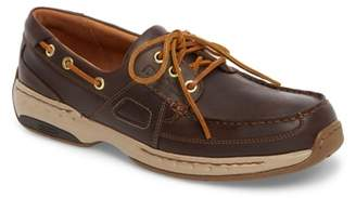 Dunham LTD Water Resistant Boat Shoe