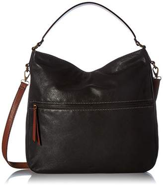 Fossil Corey Hobo $218 thestylecure.com