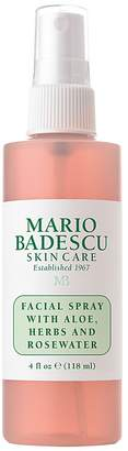 Mario Badescu Facial Spray with Aloe, Herbs & Rosewater 4 oz.