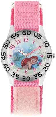 Disney's The Little Mermaid Princess Ariel Time Teacher Watch