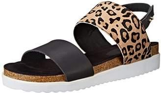 N.Y.L.A. Women's Mollie Platform Sandal
