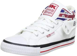 British Knights Roco Union Jack, Unisex Adults' Hi-Top Sneakers,38 UK (38 EU)