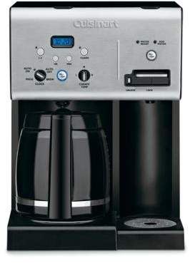 Cuisinart Coffee Plus 12-Cup Programmable Coffee Maker