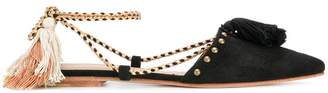 Ulla Johnson Luna pointed toe flats