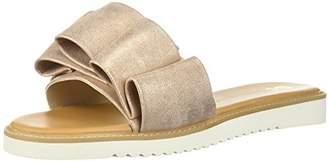 BC Footwear Women's Fun All Ages Flat Sandal