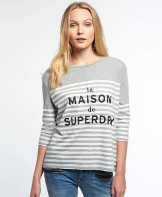 Superdry Nordic Breton T-shirt