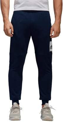 adidas Men's French Terry Patch Jogger Pants