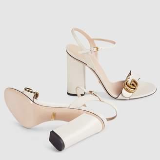 Gucci Leather sandal