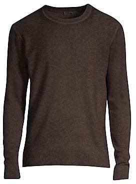 748e5de897c4 ATM Anthony Thomas Melillo Men s Cotton  Cashmere Crewneck Sweater