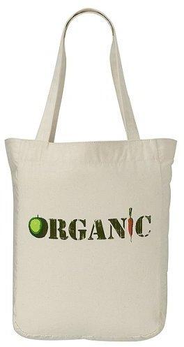 Lulu Organic Canvas Shopper Tote