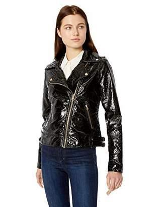 Jessica Simpson Women's Moto Jacket