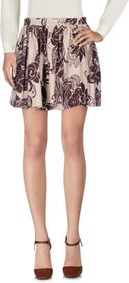 Jucca Mini skirts - Item 35324574