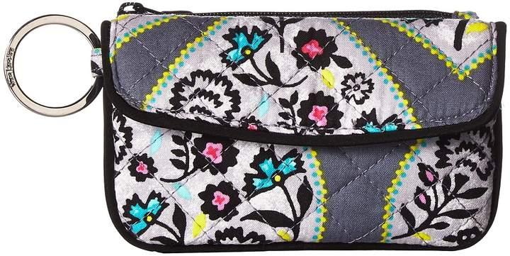 Vera Bradley Iconic Jen Zip ID Wallet - HERITAGE LEAF - STYLE