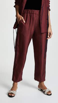 Raquel Allegra Ankle Pants