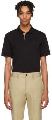 Burberry Black Core Polo