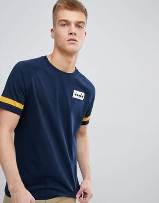 Diadora Heritage Arm Stripe T-Shirt