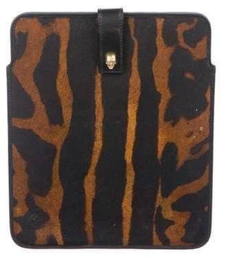 Alexander McQueen iPad Case