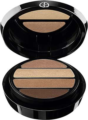Armani Women's Eyes To Kill Eyeshadow Quad Shimmers $60 thestylecure.com