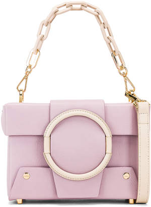 Yuzefi Asher Bag in Lilac & Cream | FWRD