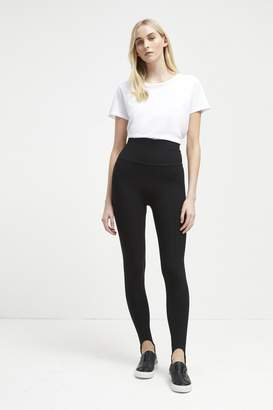 French Connection Selby Jersey Stirrup Leggings