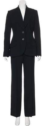 Christian Dior Tailored Wool Pantsuit