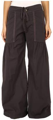 XCVI Willow Wide Leg Stretch Poplin Pants Women's Casual Pants