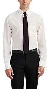 Tom Ford MEN'S SILK CREPE BUTTON-DOWN DRESS SHIRT