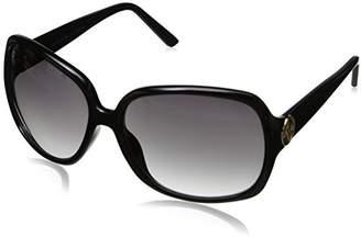 Adrienne Vittadini Women's AV1007CE-001 Glam Square Sunglasses