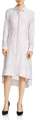 Maje Realli Midi Shirt Dress