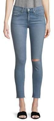 Rag & Bone Classic Cropped Skinny Jeans
