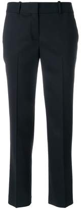 Ermanno Scervino straight-leg crop trousers