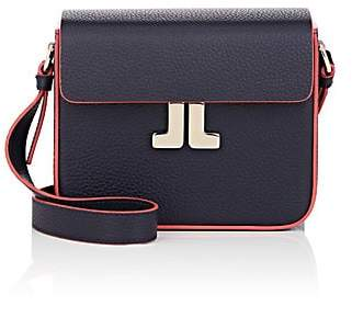 Lanvin Women's JL Leather Crossbody Bag - Blue
