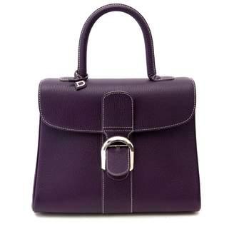 Delvaux Le Brillant leather handbag