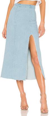 GRLFRND Amber Skirt.