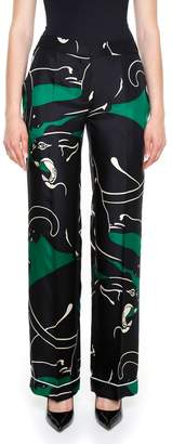 Valentino Panther Trousers