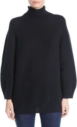 Max Mara Etrusco Turtleneck Wool-Cashmere Sweater