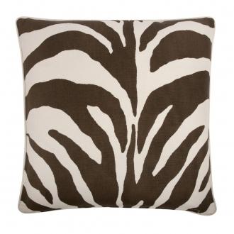Pin It Thomas Paul Fragments Zebra Pillow In Java