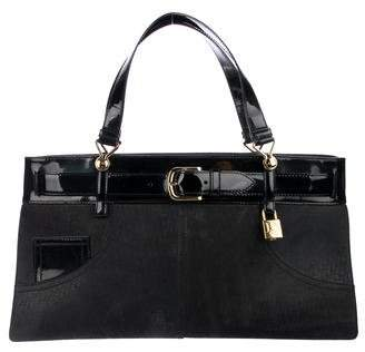 Christian Dior Diorissmo Patch Pocket Tote