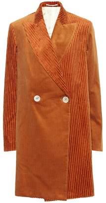 Golden Goose Vanda corduroy coat