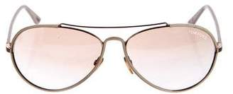 Tom Ford Shelby Tinted Sunglasses