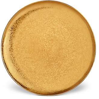 L'OBJET Alchimie De Venise 24K Gold-Finish Charger Plate