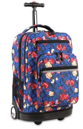 J World JWorld, Sundance Laptop Rolling Backpack