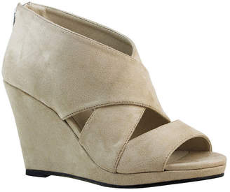 Michael Antonio Womens Anie Wedge Sandals