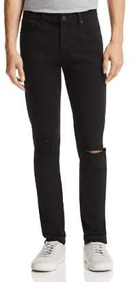 J Brand Mick Super Slim Fit Jeans in Lincoln Oak
