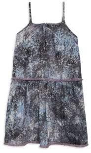 Imoga Toddler's, Little Girl's& Girl's Bluebell Dress