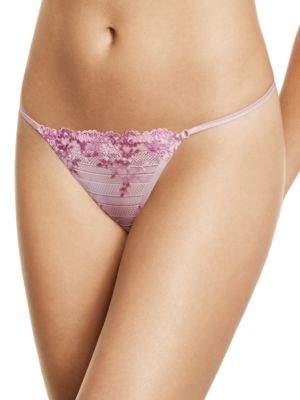 Wacoal Embrace Lace Thong