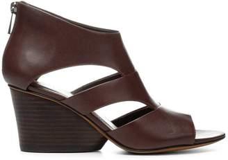 Donald J Pliner JENKIN, Calf Leather Wedge Sandal