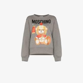 Moschino Roman Teddy logo sweatshirt