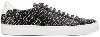 Givenchy signature low-top sneakers